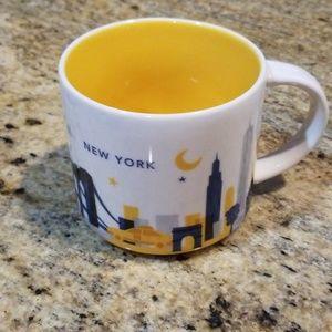 Starbucks N.Y. mug